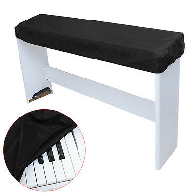 88 /61 Key Electronic Piano Keyboard Cover On Stage Dustproof Thickened Black