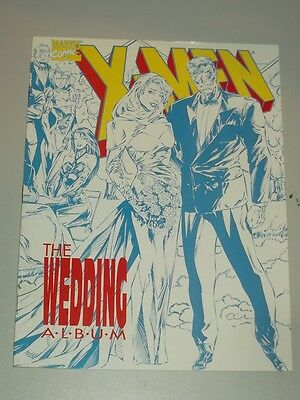 X-Men Wedding Album 1994 Marvel Comics Us Magazine