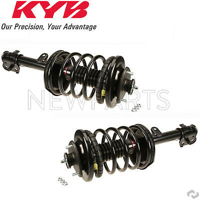 For Acura MDX Honda Pilot Pair Set of 2 Front Struts & Coil Springs Assembly KYB