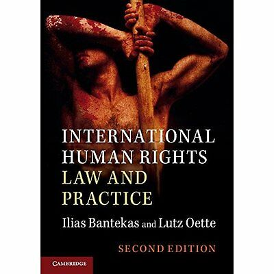 International Human Rights Law and Practice - Paperback NEW Ilias Bantekas  29 S