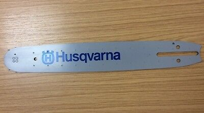 "GENUINE HUSQVARNA 158RNDD009 15"" GUIDE BAR 56 drive links 5089131-56 15 x 3/8"""