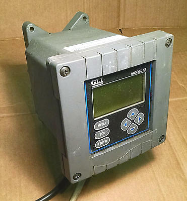 GLI P53A2A1N-1006 PH Orp Conductivity Analyzer Control Meter Model 53 115/230v
