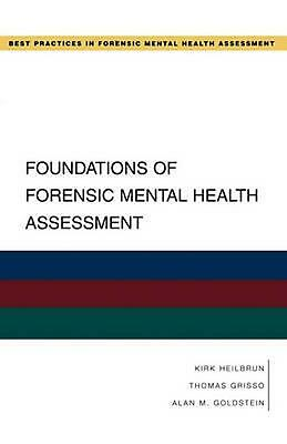 78b8617086c64 PRINCIPLES OF FORENSIC Mental Health Assessment by Kirk Heilbrun ...