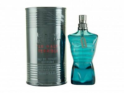 Jean Paul Gaultier Le Male Terrible Eau De Toilette Extreme 75Ml Spray - Men's