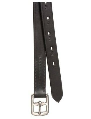EquiRoyal Stirrup Leathers English Tanned Lasting Strength 24-9828