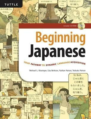 Beginning Japanese: Your Pathway to Dynamic Language Acquisition [With CD (Audio