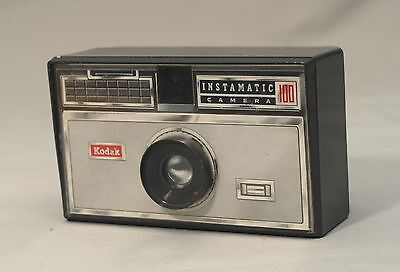 Vintage Kodak Instamatic Camera Bank