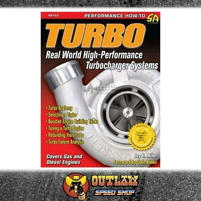 Automotive Book Turbo Charger Systems Real World High Performance - Sa123