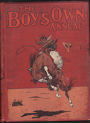 THE BOY'S OWN ANNUAL VOLUME XLV   c1920'S