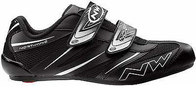 Northwave Jet Pro Road Cycling Shoes - Black
