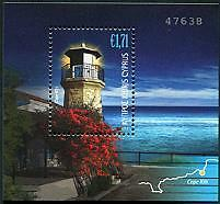 CYPRUS Sc.# 1153 Lighthouse Stamp Souvenir Sheet