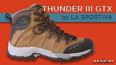 La Sportiva Thunder 3 Waterproof  Hiking Boot