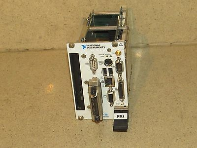 National Instruments Pxi Pxi-8176 Embedded Controller  (U2)