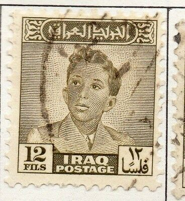 Iraq 1942-51 Early Issue Fine Used 12f. 138987
