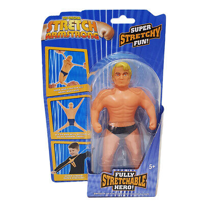 The Original Stretch Armstrong 'Mini Stretch Armstrong' NEW