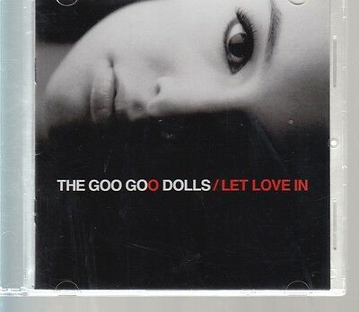 Goo Goo Dolls  Lot of 4 CDs  Instant Collection  Dizzy  Let Love  Boy Named Goo