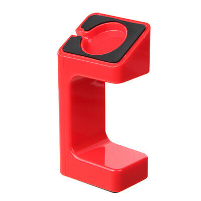 For Apple Watch 38-42mm Edition Red Suction Cradle Stand Holder (with Package)