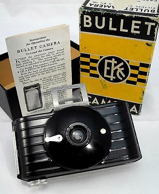 Eastman Kodak Bullet Camera with Original Box
