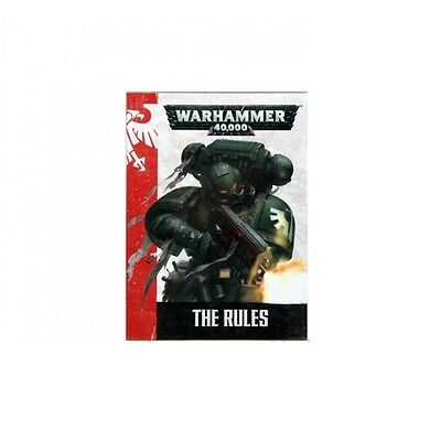 Warhammer 40K A5 RULEBOOK Dark Vengeance Dark Angels Cover 40K