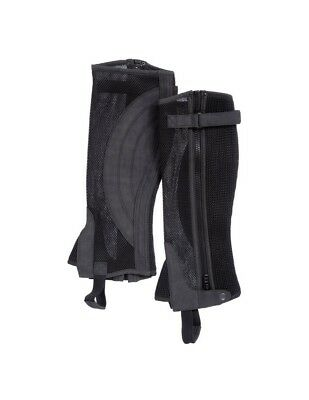 Tough-1 Half Chaps Adult Breathable Mesh Natural Contour 63-60