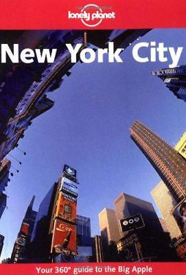 New York City (Lonely Planet City Guides) by Conner Gorry, Acceptable Book (Pape