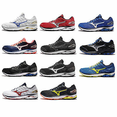 Mizuno Wave Rider 20 Men Running Shoes Sneakers Trainers Pick 1