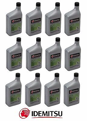Acura Honda Mazda 12 Quart Engine Oils 5W-20 Full Synthetic Idemitsu 20106 042
