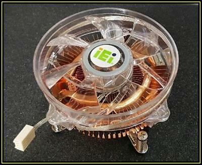 High Performance, Two Copper Pipes PWM Desktop CPU Cooler FAN Lüfter LGA775 1 x