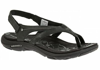 New Merrell Buzz Womens Leather Comfortable Sandals