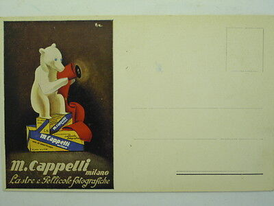 Advertising-Industrial Products-Photography-Cappelli-Artist Signed-O4U-S51311