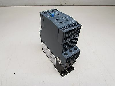 Siemens Sirius Soft-Start 3Rw4027-1Bb14 Starter 32.2Amp Excellent Condition M/o!