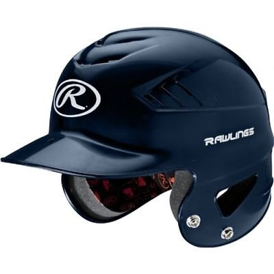 Rawlings Classic Coolflo RCFH-N 6 1/2 - 7 1/2 Navy Batting Helmet