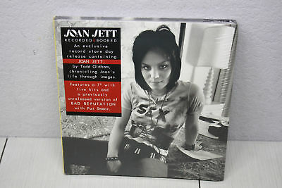 Recorded & Booked [Single] by Joan Jett & the Blackhearts (CD, Nov-2014, Blackhe