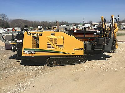 13 Vermeer 16x20 Series II Directional Drill Package  *EXCELLENT CONDITION*