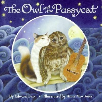 NEW Owl and the Pussycat By Edward Lear Hardcover Free Shipping