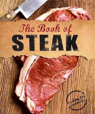 NEW The Book of Steak By Robin Donovan Hardcover Free Shipping