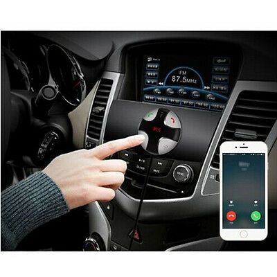 Wireless Bluetooth FM Transmitter Handsfree Modulator Car Kit MP3 Player SD USB