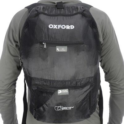 Oxford X Handy Sack Motorbike Motorcycle BackPack Ruchsack Luggage Reflective