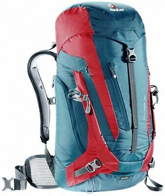 Deuter Act Trail 30L Hiking Rucksack Backpack - Arctic/Fire