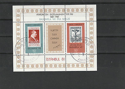 Turkey postmarked Los Right 2593