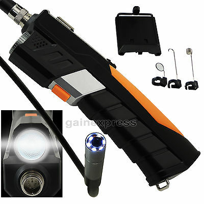 Handheld Inspection Camera HD Wifi Endoscope 1M Cable Tube iOS Android 8.5mm dia