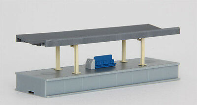Rokuhan S046-2 Z Scale Island Platform Extension Set (1/220 Z Scale)