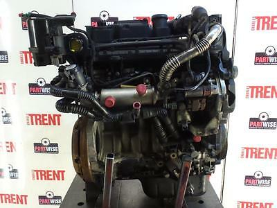 2007 FORD FIESTA F6JA 1399cc Diesel Manual Engine with Pump Injectors & Turbo
