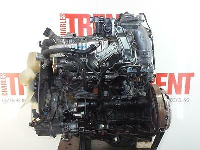 2007 TOYOTA HIACE 2KD-FTV 2494cc Diesel Manual Engine with Pump Injectors Turbo