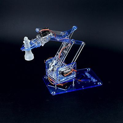 MeArm Robotic Arm - Maker Kit - Add your own Arduino or Raspberry Pi