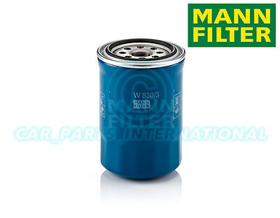 Mann Hummel OE Quality Replacement Engine Oil Filter W 830/3
