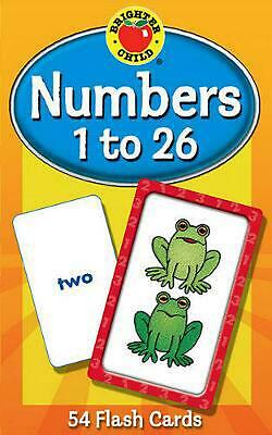Numbers 1 to 26 by School Specialty Publishing (English) Paperback Book Free Shi
