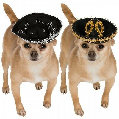 Sombrero Costume Accessory Pet Cinco de Mayo