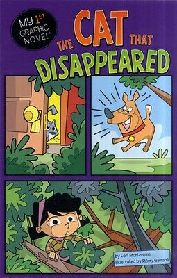 The Cat that Disappeared (My First Graphic Novel) (Paperback), Mo. 9781406225518