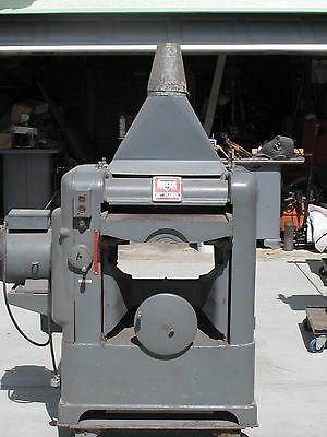 """Rockwell / Delta 22-100 18"""" Wedge Bed Planer 3 HP/ 1 Phase"""